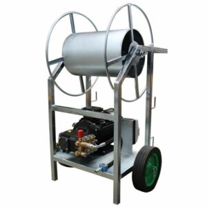 Poultry Battery Cleaner Machine CEMSA