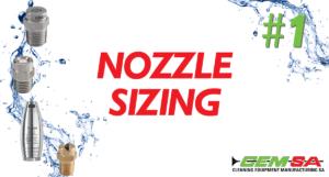 CEMSA Nozzle Size