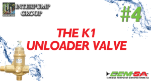 CEMSA The K1 Unloader Valve