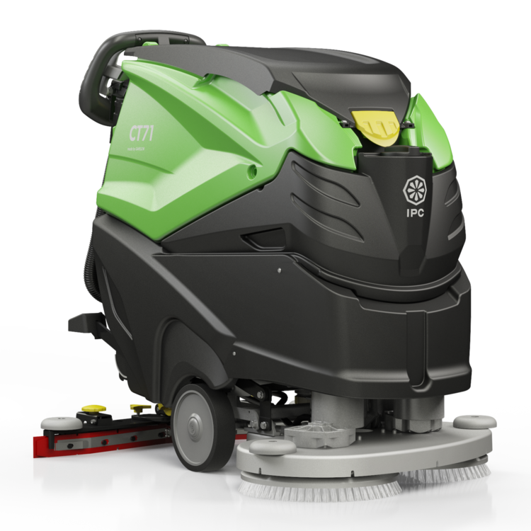 CT71 Floorscrubbers