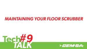 Floor Scrubber TT#9 Thumbnail