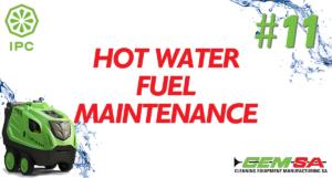CEMSA hot water fuel maintenance