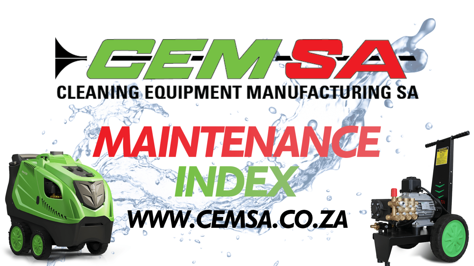 CEMSA's Maintenance Index