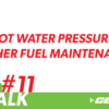Hot Water Pressure Washer Fuel Maintenance