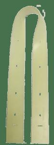 Oil Resistant Back Blade