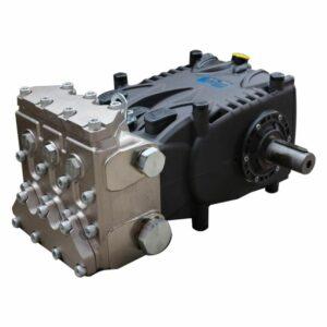 CEMSA PF Series Solid Shaft Pump - Nickle Plated