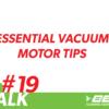 Vacuum Hoover Motors