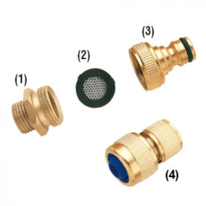 Water Inlet Quick Coupling