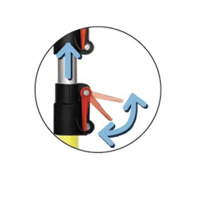 High Pressure Telescopic Lance