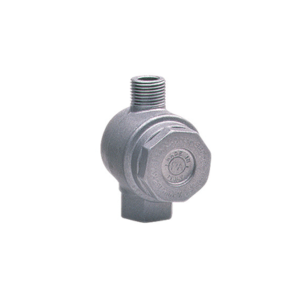 FA 1 Aluminium Water Filter with By-Pass