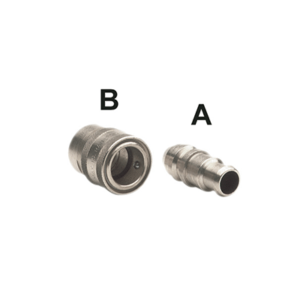 Ball Type Quick Coupling for Water Suction