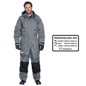 TST Protective Overall with Hood