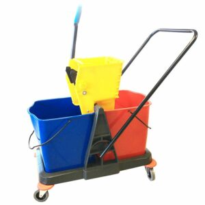 CEMSA Mopping Trolley