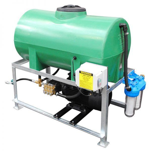 Poultry Battery Cleaner CEMSA