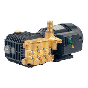M Series Misting Pump & Motor Combination