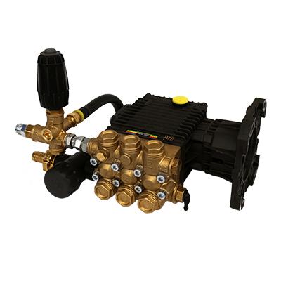 CEMSA Pump Build - Petrol/Diesel Flange