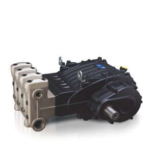CEMSA XW Series Solid Shaft Pump - Nickle Plated