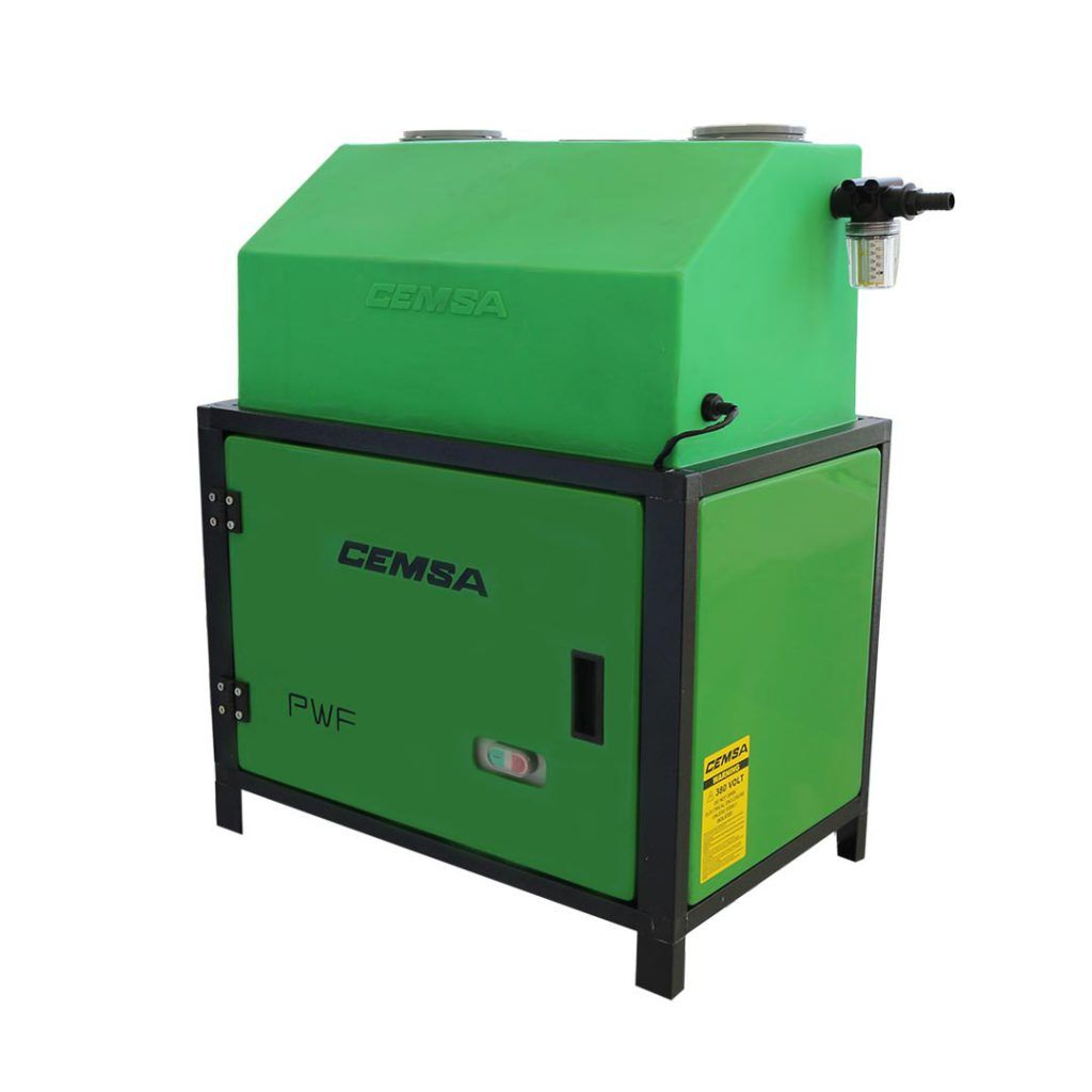 CEMSA Electric Cold Water High Pressure Washer Car Wash