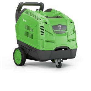 Mobile Hot Water Washer