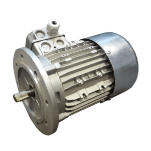 0.37kW Electric Motor - Solid