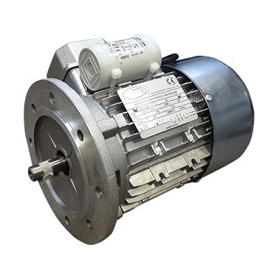 0.55kW Electric Motor - Solid