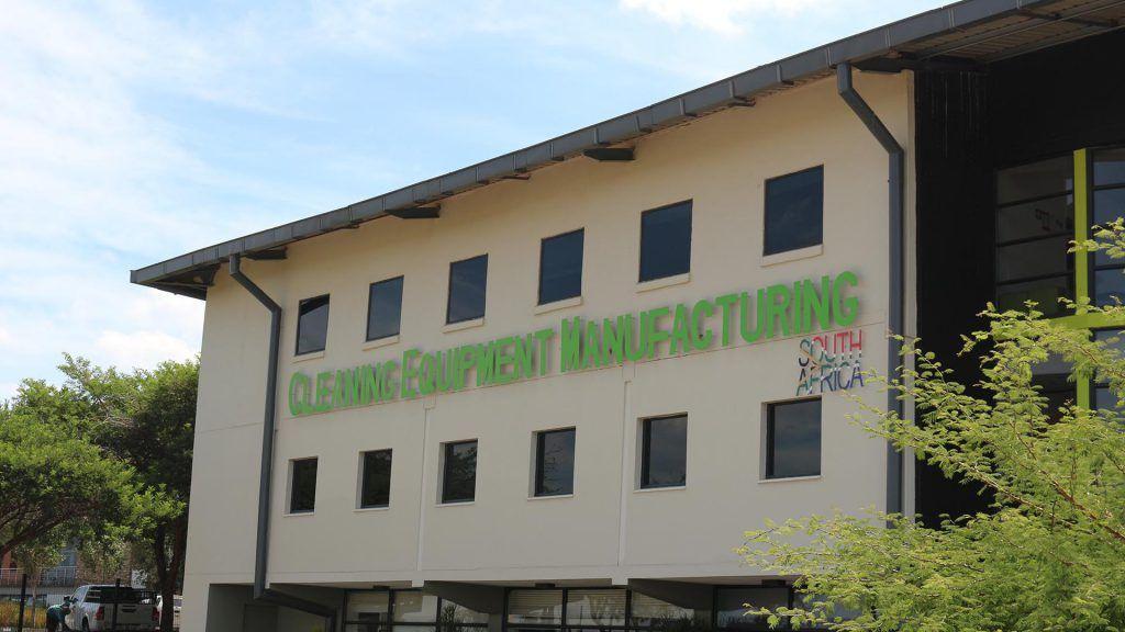 CEMSA Building in Pretoria