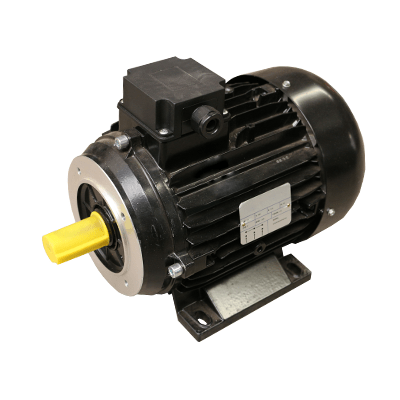 5.5kW Electric Motor - Solid