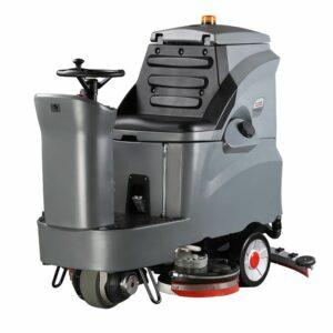 GM110 Ride On Floor Scrubber Drier