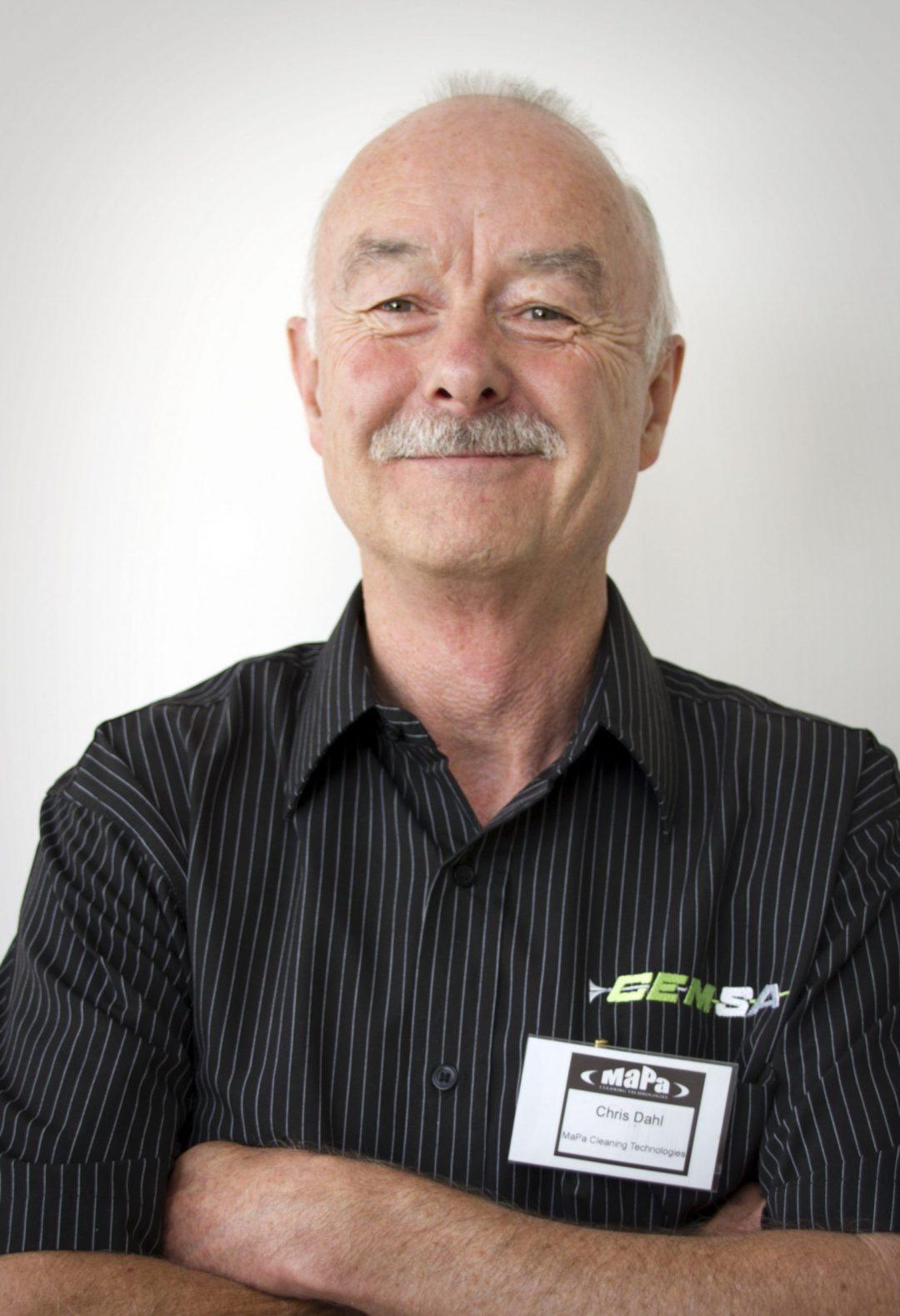 Chris Dahl CEMSA Director South Africa