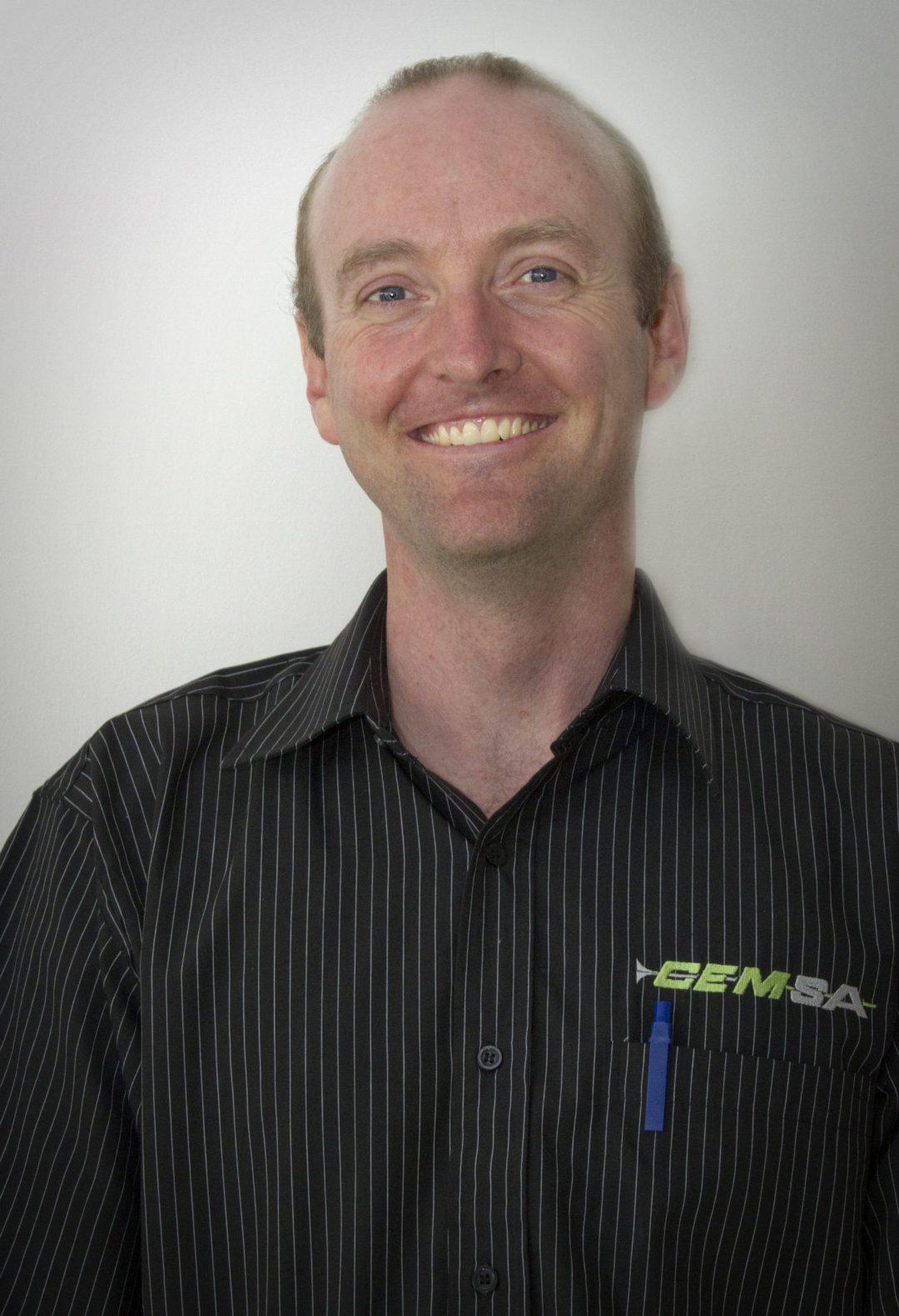 Paul Dahl CEMSA Director South Africa